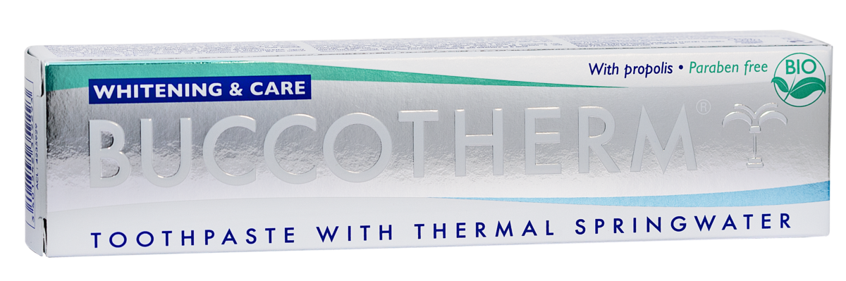 Buccotherm Whitening toothpast